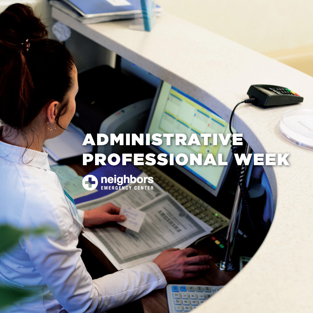 Administrative Professionals Week – The People Behind Our Patients