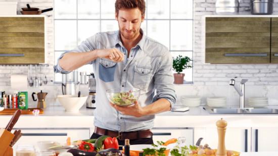 prepare healthy meals