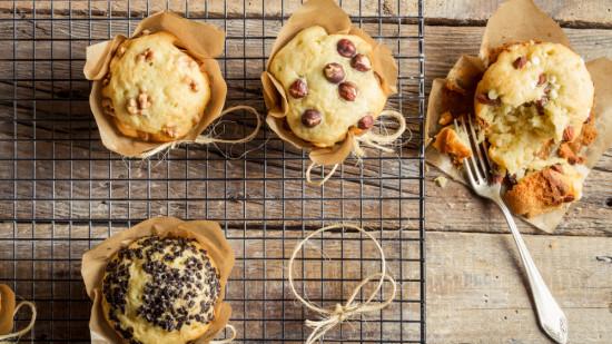 No-bake Muffins