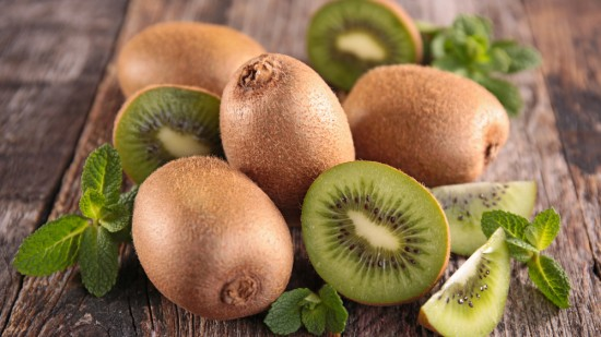 Kiwi is 41 calories and is delicious