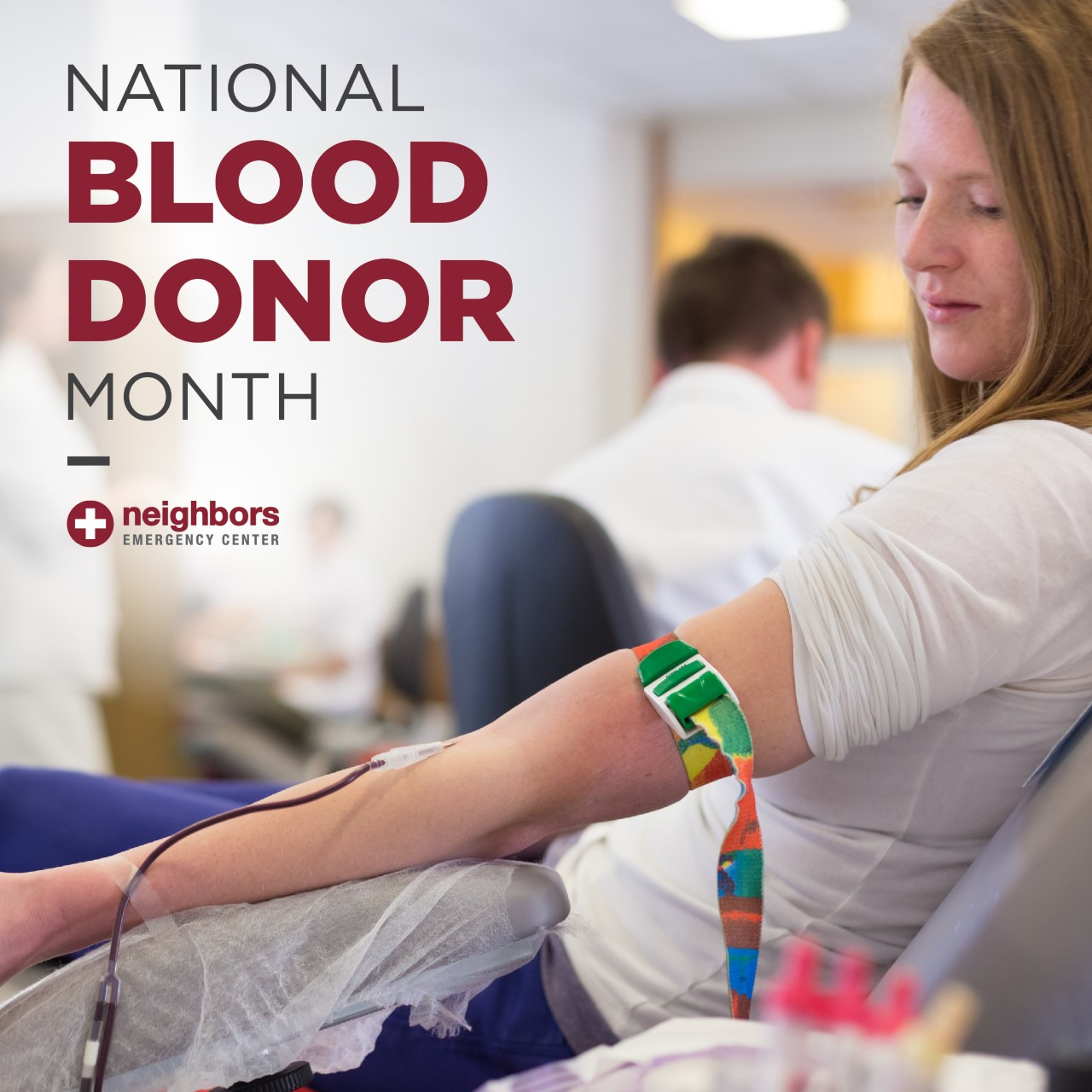 Blood Donor Month