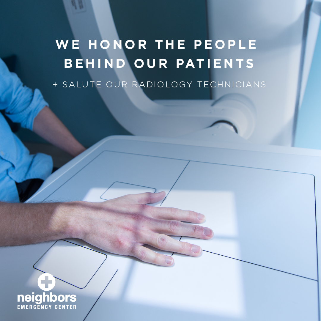 Radiology Technologists Week – The People Behind Our Patients
