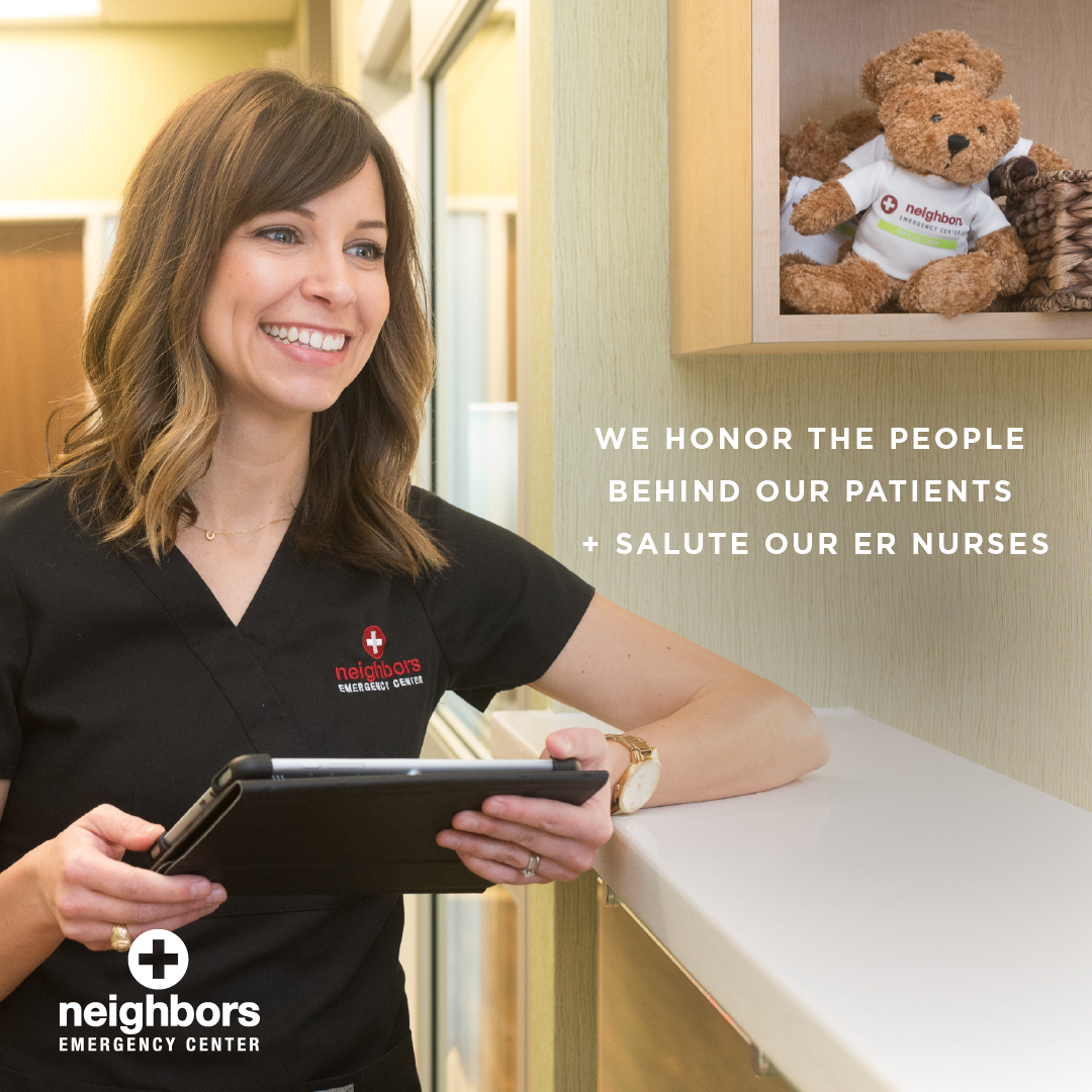 Emergency Nurses Week – The People Behind Our Patients