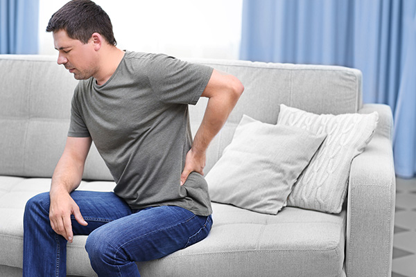 The Most Common Reasons for Back Pain