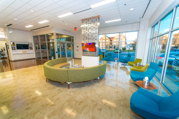 Why Neighbors Has the Shortest Wait Times