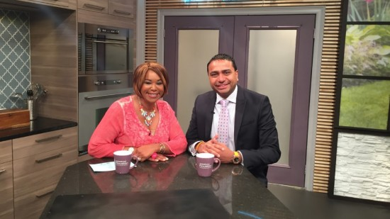 "Dr. Setul G. Patel on ""Great Day Houston"""