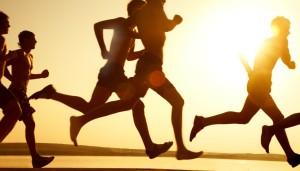 running summer workout